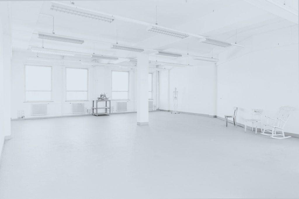 Unterrichtsräume der Freien Kunstakademie Frankfurt