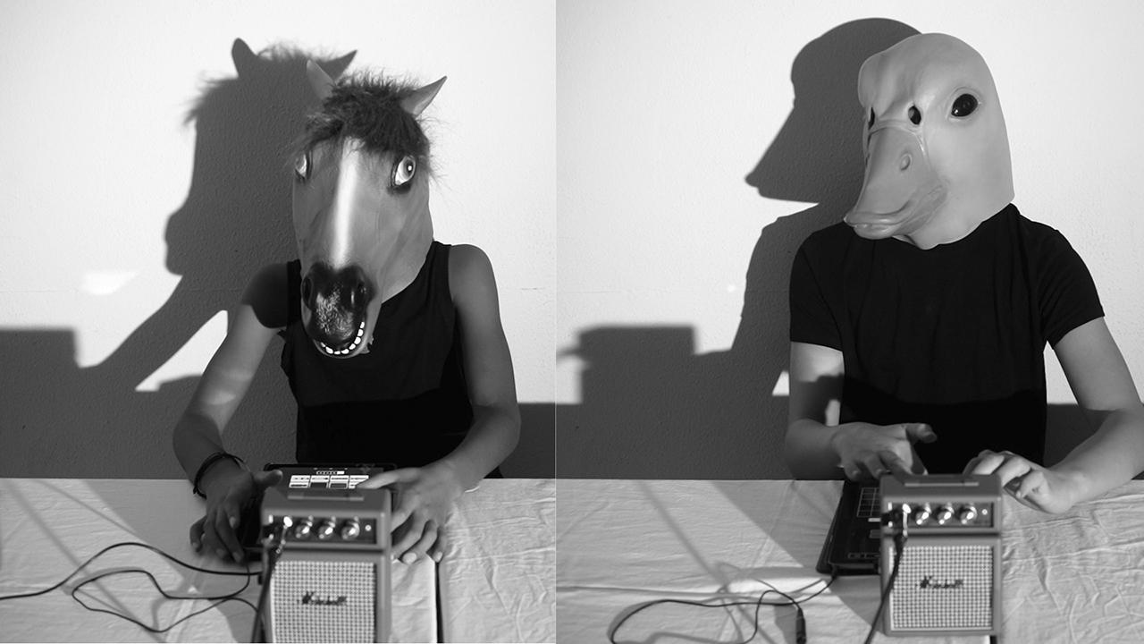 """Trailer zum Musikvideo """"Scratch Music – Schooltime Compositions"""" von Schülern der IGS Süd und dem Künstler-Lehrer-Tandem Paul Hübner und Akis Tsirogiannis"""