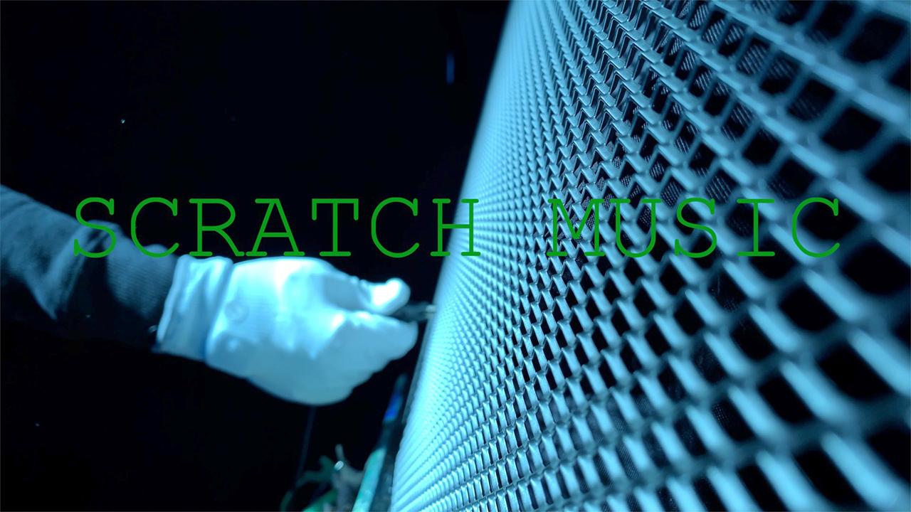 """Musikvideo aus der Werkstatt """"Scratch Music – Schooltime Compositions"""" an der IGS Süd mit dem Künstler-Lehrer-Tandem Paul Hübner und Akis Tsirogiannis."""